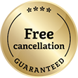 Free Cancellation Guaranteed